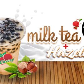 Minuman Bubble Tea adalah Hobi